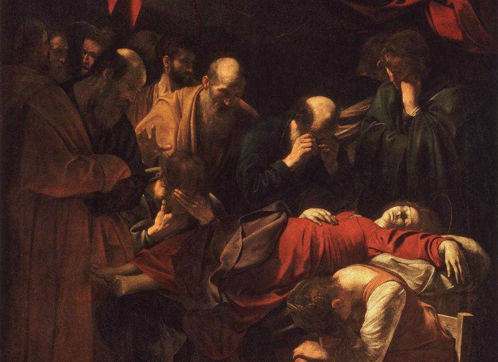 Death_of_the_Virgin-Caravaggio