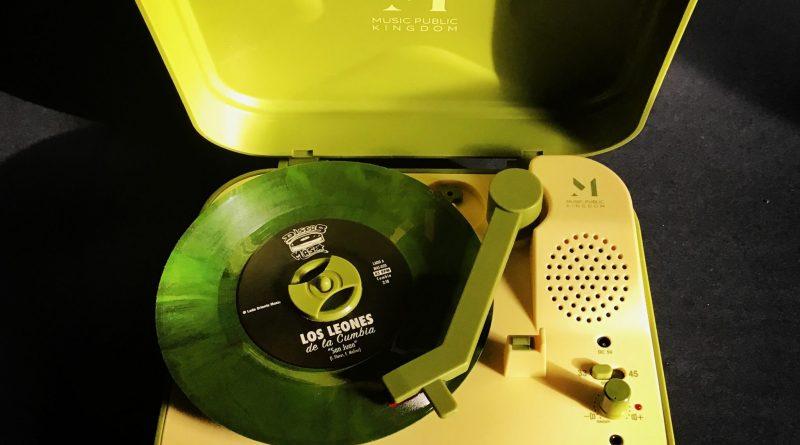 Disco sandwichera verde