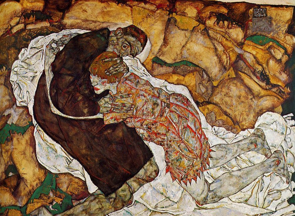death-and-the-maiden-Schiele
